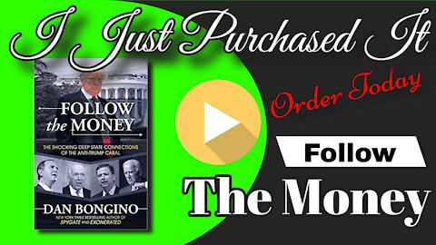 Dan bongino follow the money the shocking deep state connections