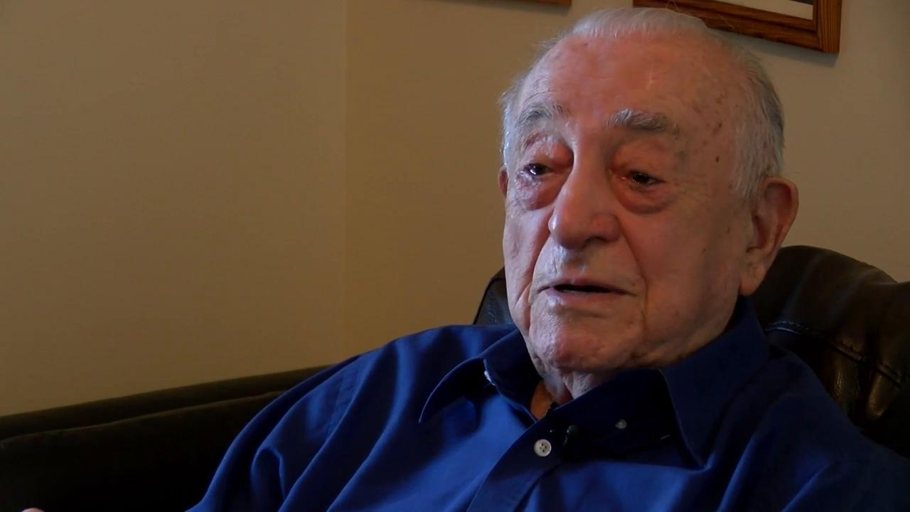RAW INTERVIEW: Holocaust survivor recalls time in concentration camp