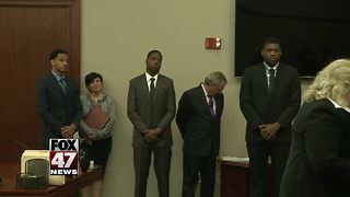 Fmr. MSU football players sentenced to probation - Video