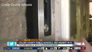 New security measures at every public school in Collier County - Video