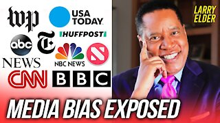 5 Myths Perpetuated by Leftwing Media Bias | Larry Elder
