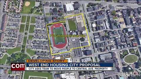 City asks FC Cincinnati to move people displaced by stadium project