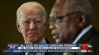 All eyes on South Carolina primary