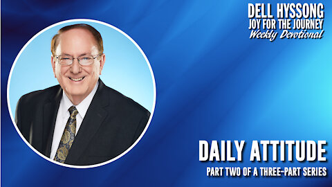"""Dell's Devotional – February 28, 2021 