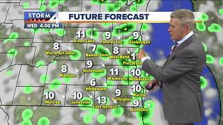 Brian Gotter's 10P Storm Team 4Cast - Video