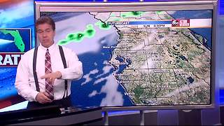 Florida's Most Accurate Forecast with Denis Phillips on Friday, December 22, 2017 - Video