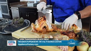 Appliance Factory - Turkey Carving