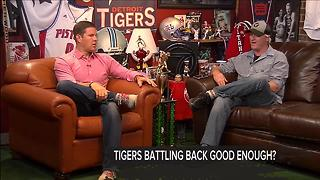 Sports Cave: Talking Tigers with Tony Paul - Video