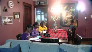 City school family prefers no camera for remote learning