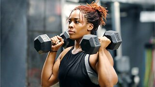 Here's How To Know If You're Truly Challenging Yourself At The Gym