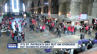 Dyngus Day provides boost for Central Terminal - Video
