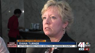 New acting director of corrections voted in - Video