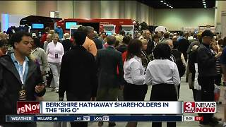 Berkshire Hathaway shareholders in the