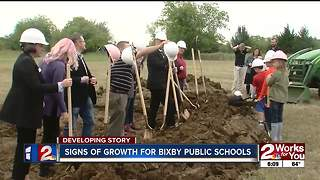 Signs of growth for Bixby Public Schools