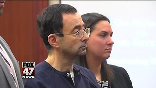 Judge hands down sentence - Nassar gets up to 175 years in prison - Video