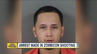 Arrest made in fatal ZombiCon shooting in Fort Myers - Video