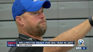 Wellington has high expectations for defense