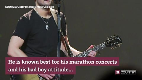 Country star Eric Church   Rare Country