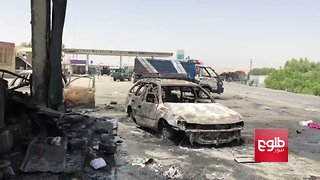 Multiple Casualties Reported in Jalalabad Suicide Bombing - Video