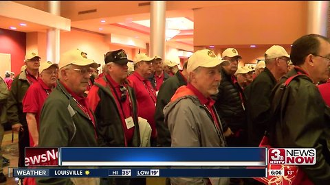 Next honor flight scheduled for May 2019
