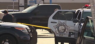 Vegas police investigate shooting in Walmart parking lot