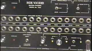 Analog Vocoder Is Perfect for Robot Rockers - Video