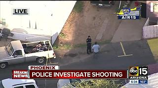 BREAKING: Shooting in west Phoenix - Video