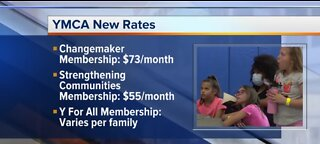 YMCA offers lower rates for families