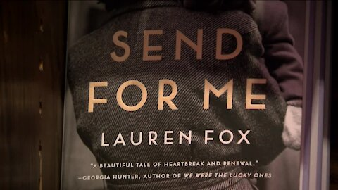 Shorewood author gets national attention for fourth book, 'Send for Me'