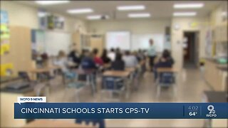 Cincinnati Public Schools launches TV station