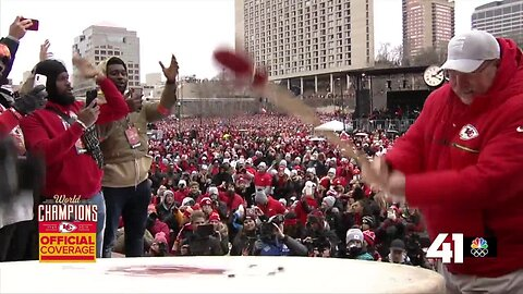 Watch our Chiefs Kingdom Champions Parade 3-hour special