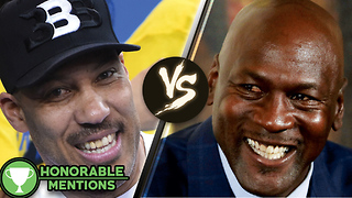LaVar Ball Issues 1-on-1 PPV Challenge to Michael Jordan -HM - Video