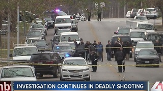 Investigation continues into deadly officer-involved shooting - Video