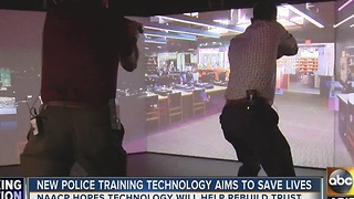 Tempe company picked to provide DPS with law enforcement simulators - Video