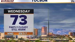 Chief Meteorologist Erin Christiansen's KGUN 9 Forecast Tuesday, December 27, 2016 - Video