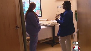 New unit at Lee Memorial Hospital expected to help with bed shortage - Video