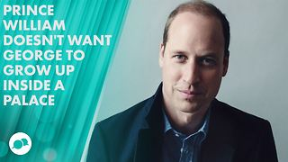 Prince WIlliam gives most personal interview yet - Video