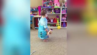 Future Princess In Training - Video