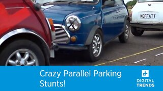 Crazy Parallel Parking Stunts!
