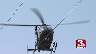 Nebraska National Guard and Task Force One conduct joint training at Camp Ashland