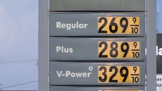 Gas prices begin to rise - Video