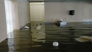 Amory Church Flooded After North Mississippi Rainstorm