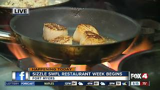 Sizzle SWFL Restaurant Week begins