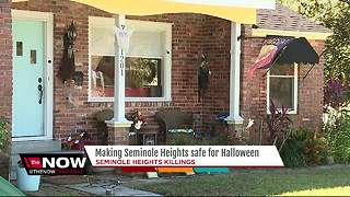 Making Seminole Heights safe for Halloween - Video