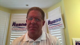 Lee County Commissioner District 1 candidate Kevin Ruane