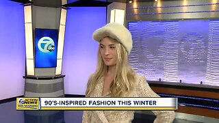 90's-inspired fashion trends this winter