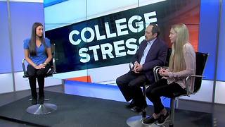 TMP Dealing with College Stress Interview - Video