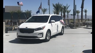 Las Vegas veteran, family receive surprise new car
