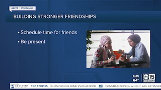 The BULLetin Board: Building strong friendships can increase survival rates