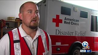 Local Red Cross ready to help Harvey victims - Video